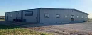 Nexgen Building in Sidney, NE